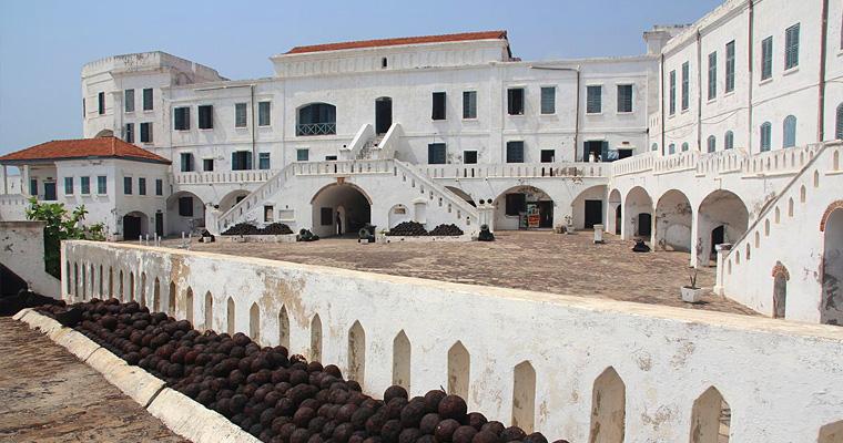 Крепость Кейп-Кост, Гана