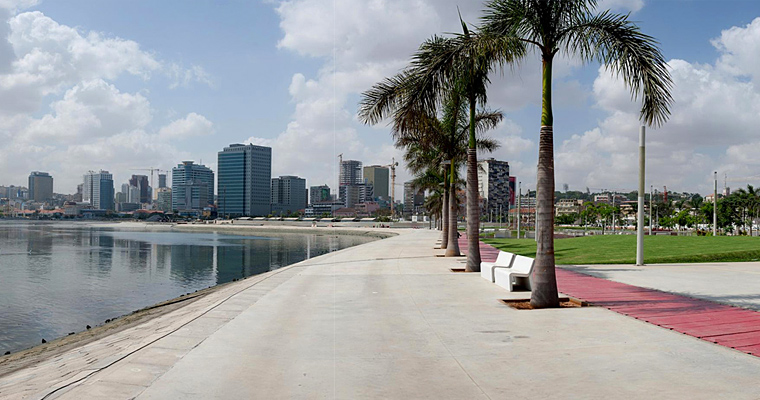 Столица Луанда, Ангола