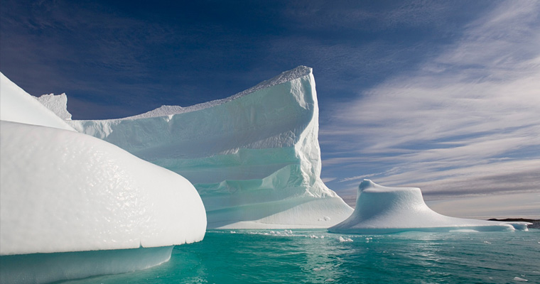 Ледниковый Каньон, Гренландия