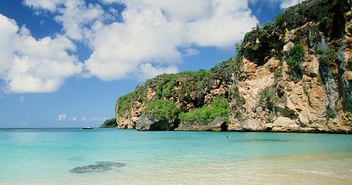 Берег острова, Ангилья