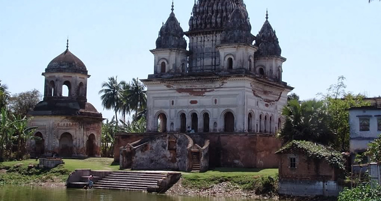 Шива Храм, Rajshahi