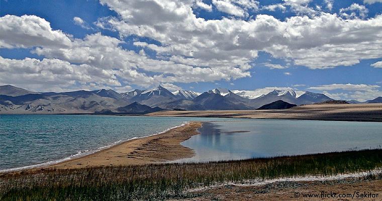 Озера Каракуль, Восточная Памир, Таджикистан