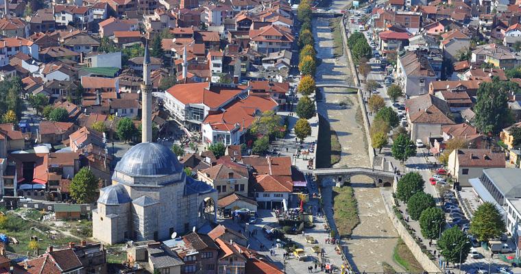 Призрен, Косово