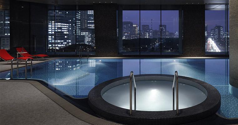 Спа в отеле Palace Hotel Tokyo, Япония