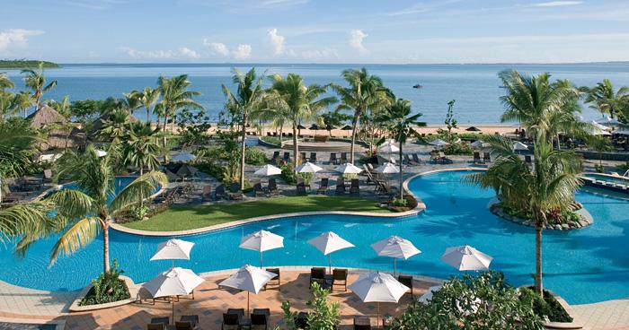 Sofitel Resort and Spa, Фиджи