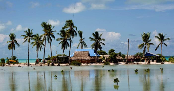 Деревня, Кирибати