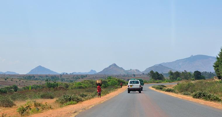 Дорога между Блантайр и Лилонгве, Малави