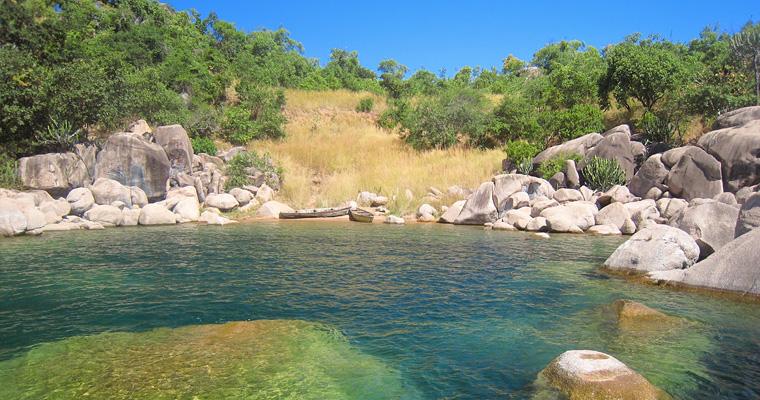 Озеро Танганьика, Малави