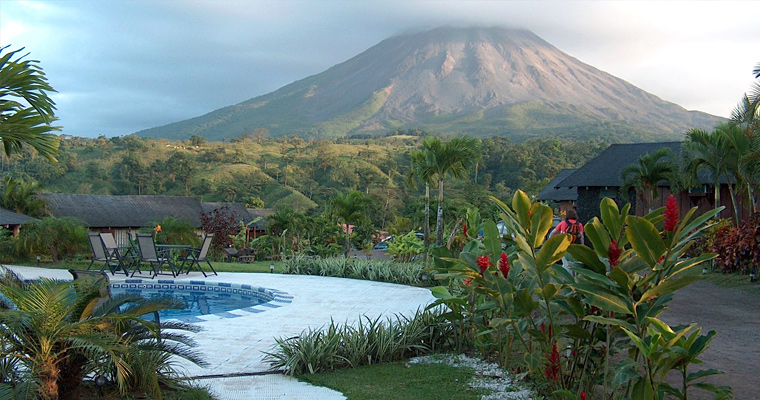 Вулкан Resort, Коста-Рика