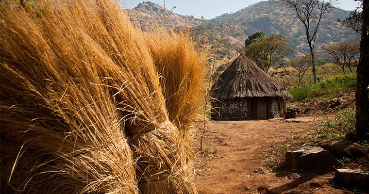 Деревня Katire, Южный Судан
