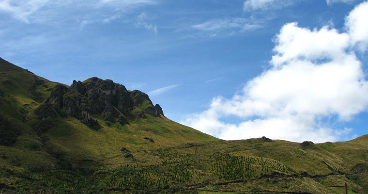 Горы, Эквадор