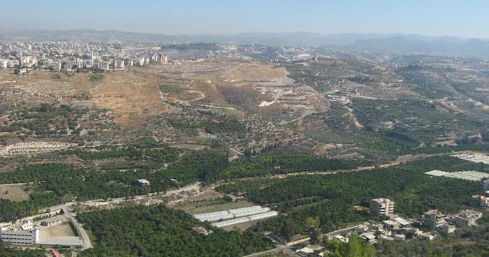 Горы Южного Ливана