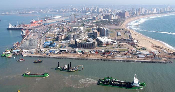 Порт Котону, Бенин