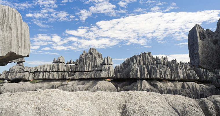 Заповедник Tsingy de Bemaraha, Мадагаскар
