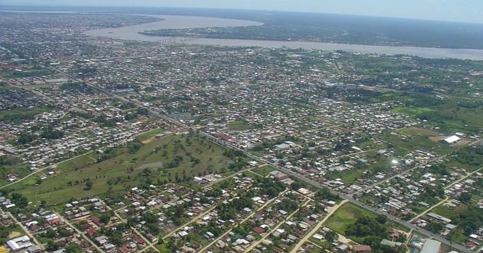 Парамарибо, Суринам