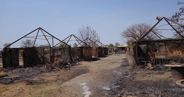 Геноцид в Южном Судане