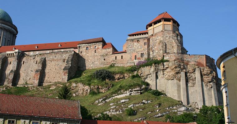 Замок Эстергом, Венгрия
