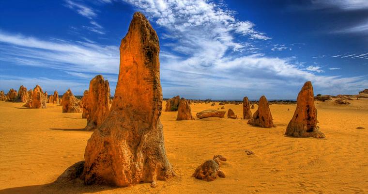 Национальный парк Намбунг, Западная Австралия.