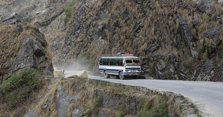 Путешествие в Гималаях Непала