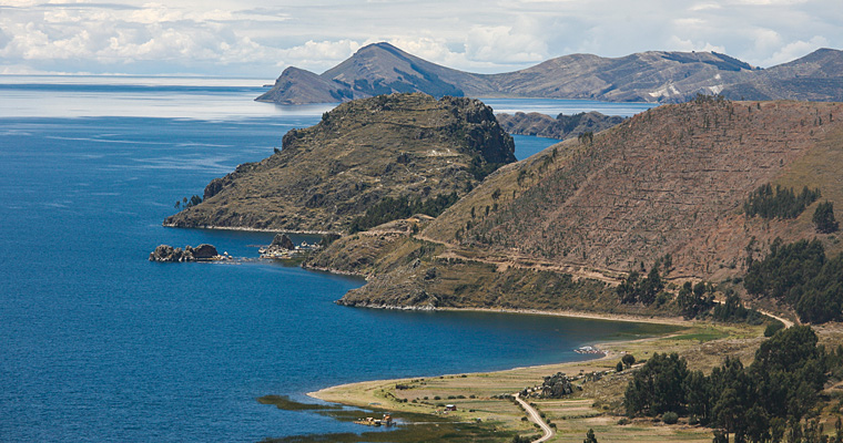 Озеро Титикака, Боливия
