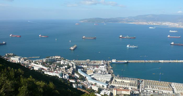 Судоходство через Гибралтарский пролив