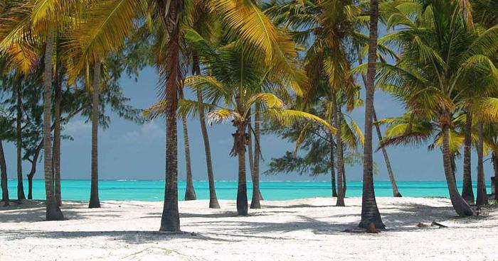 Пляж, Танзания