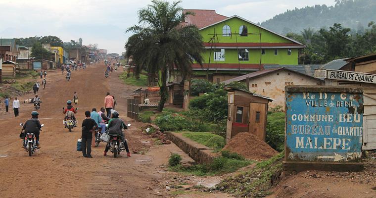 Бени, Демократическая Республика Конго