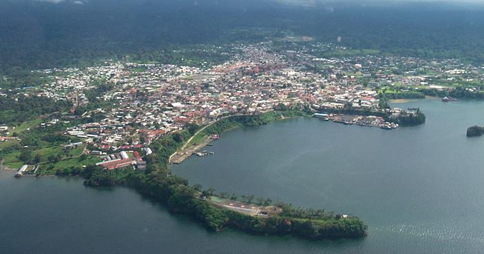 Малабо столица Экваториальной Гвинеи