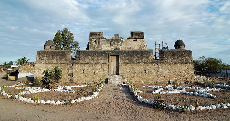Крепость острова, Мозамбик