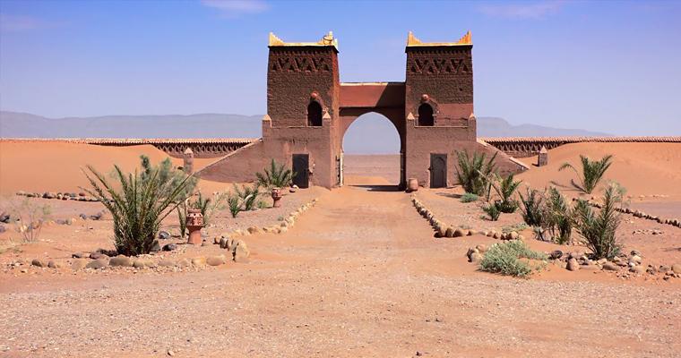 Пустыня, Марокко