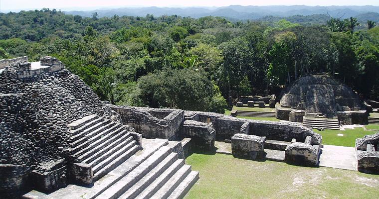 Руины майя Белиза