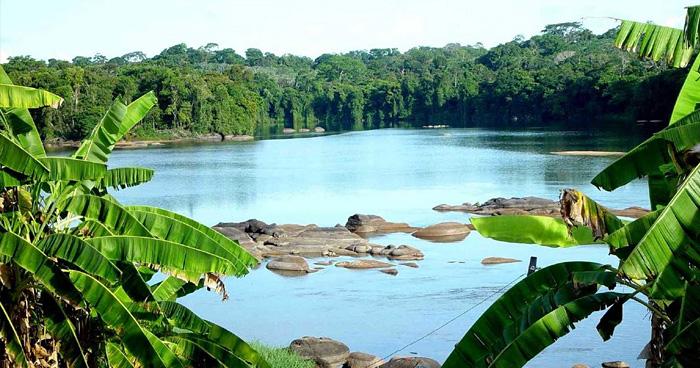 Tapanahoni, Суринам