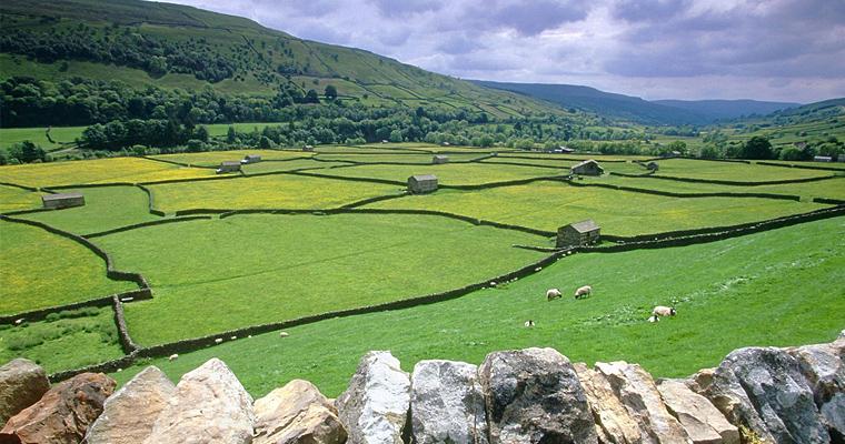Национальный парк Сноудония, Уэльс, Великобритания