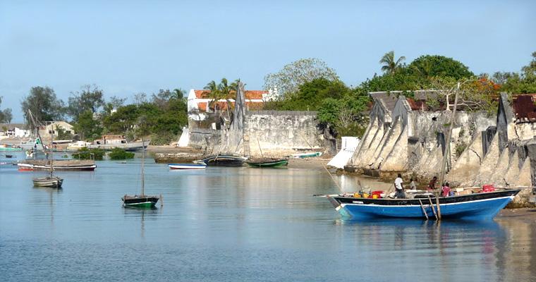 Остров Ибо, Мозамбик
