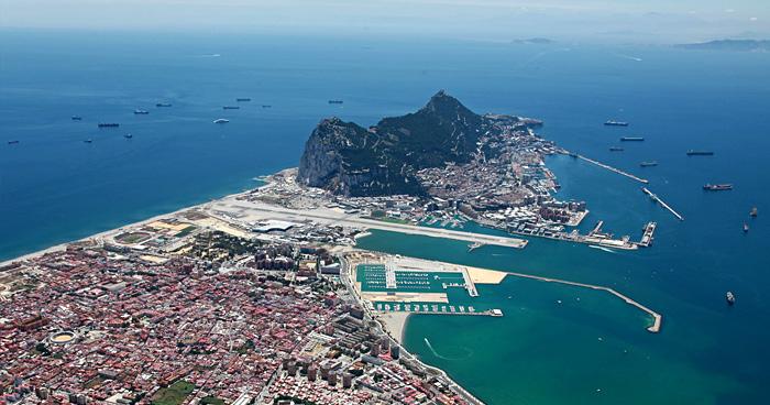Полуостров Гибралтар