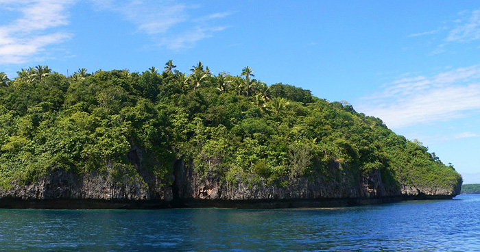 Остров Vavau, Тонга
