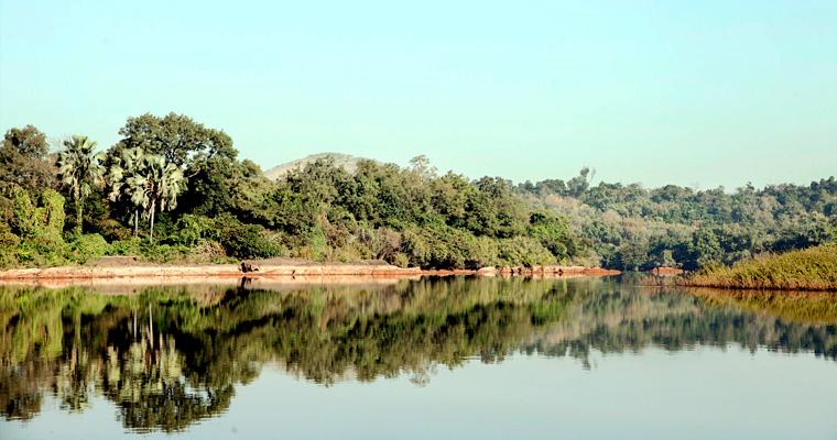 Река Гамбия