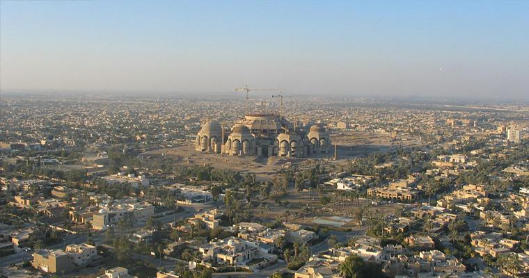Багдад, Ирак