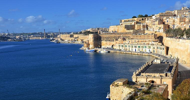 Побережье, Валлетта, Мальта
