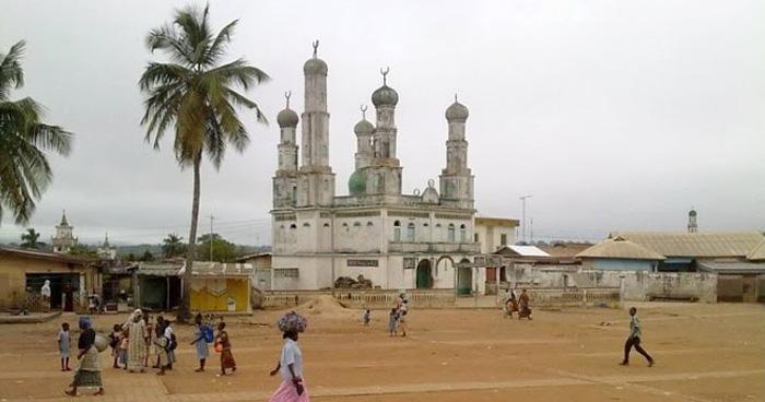 Мечеть Malakasso, Кот-д'Ивуар