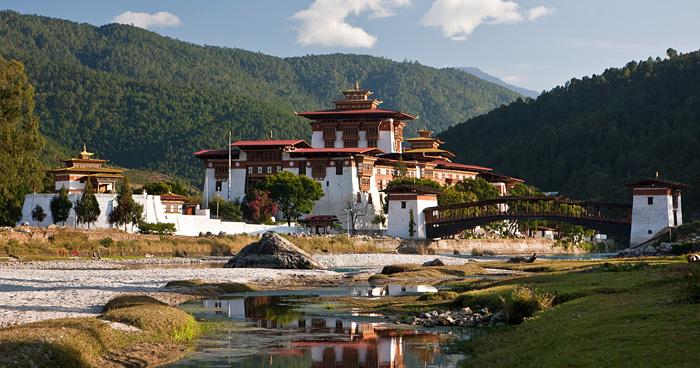 Гром Дракона, Бутан