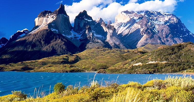 Торрес-дель-Пайне, Национальный парк, Чили