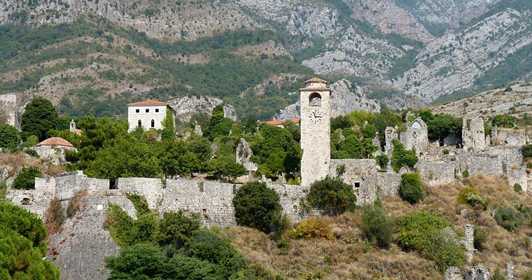Стари Бар, Бар, Черногория
