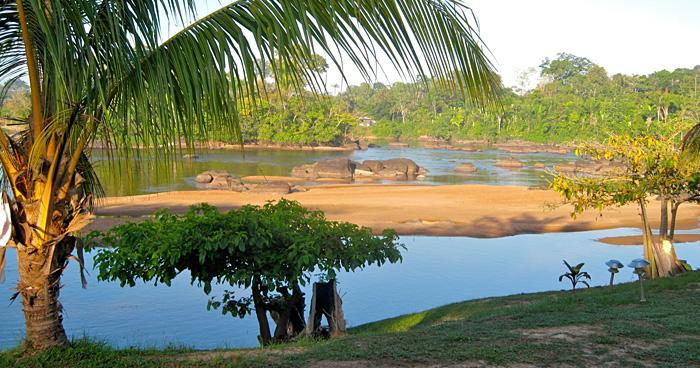 Природа, Французская Гвиана