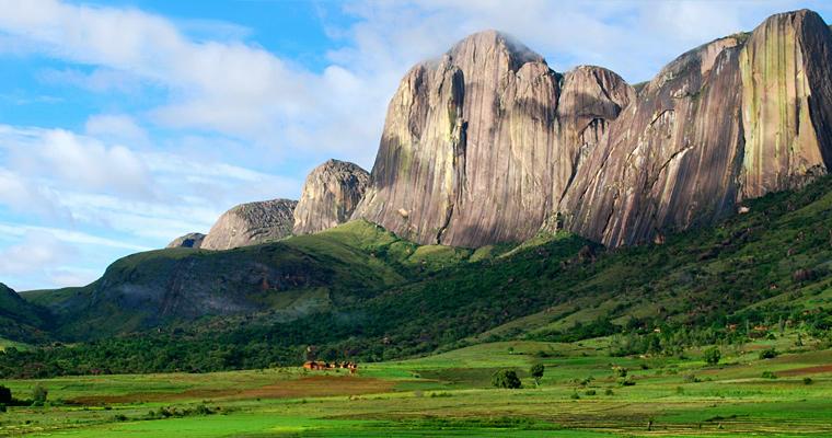 Andringitra Rockface, Мадагаскар
