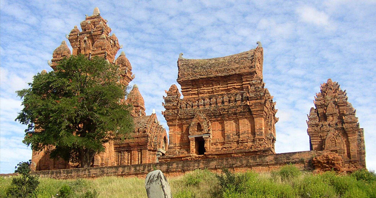 Po Klong Garai, Вьетнам
