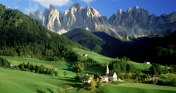 Горы, Андорра