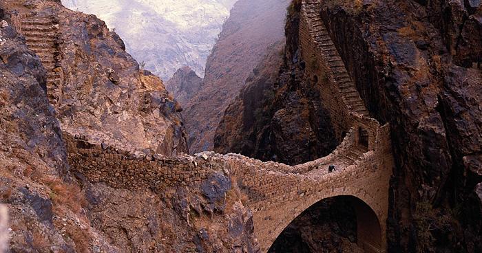 Мост Шехара, Йемен