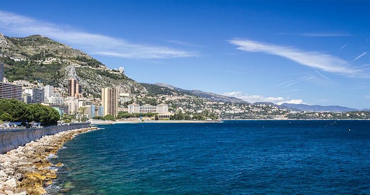 Ларвотто, Бас Мулен, Монако