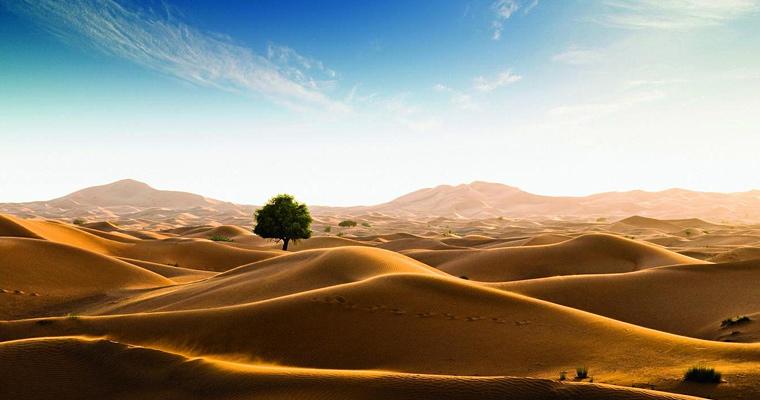 Пустыня, Оман